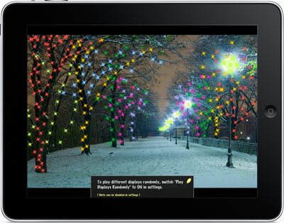 Musical Lights HD Screenshot 2