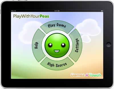 Play With Your Peas HD Screenshot 3